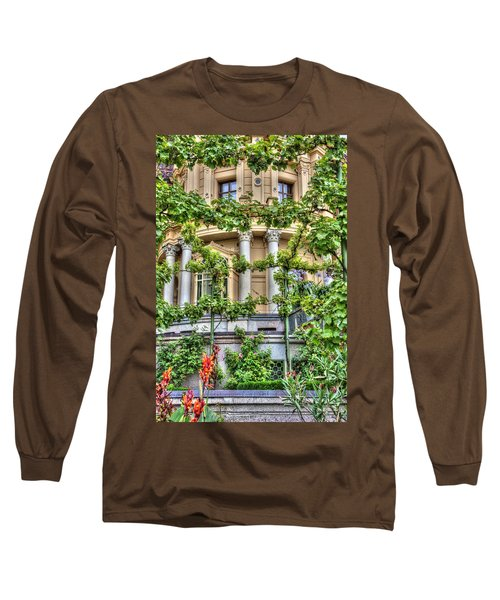 Schwerin Castle Windows. Long Sleeve T-Shirt