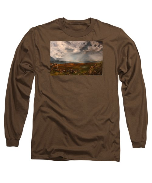 Scottish Loch Long Sleeve T-Shirt