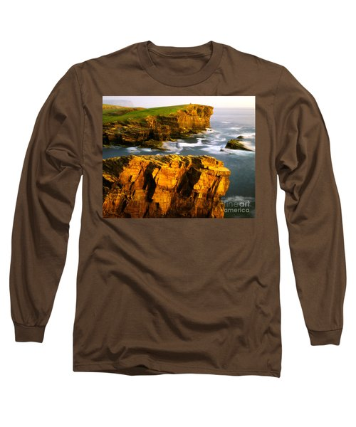 Sea Of Time Long Sleeve T-Shirt