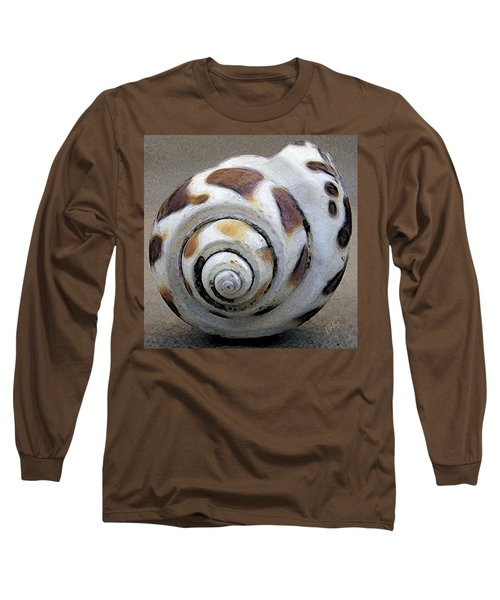 Seashells Spectacular No 2 Long Sleeve T-Shirt