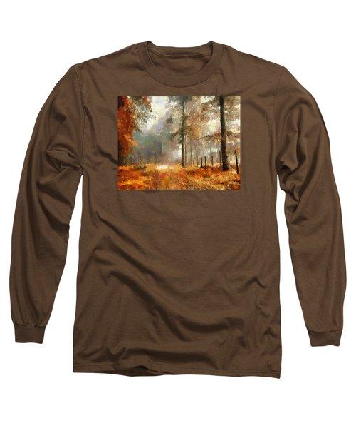 Seasons Come Seasons Go Long Sleeve T-Shirt