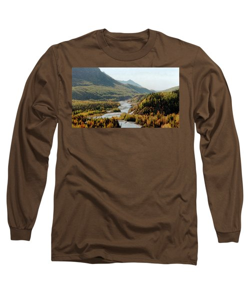 September Morning In Alaska Long Sleeve T-Shirt