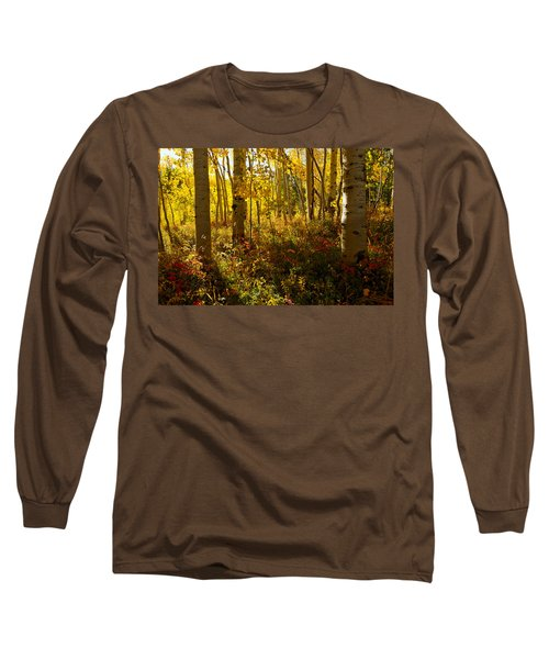 September Scene Long Sleeve T-Shirt