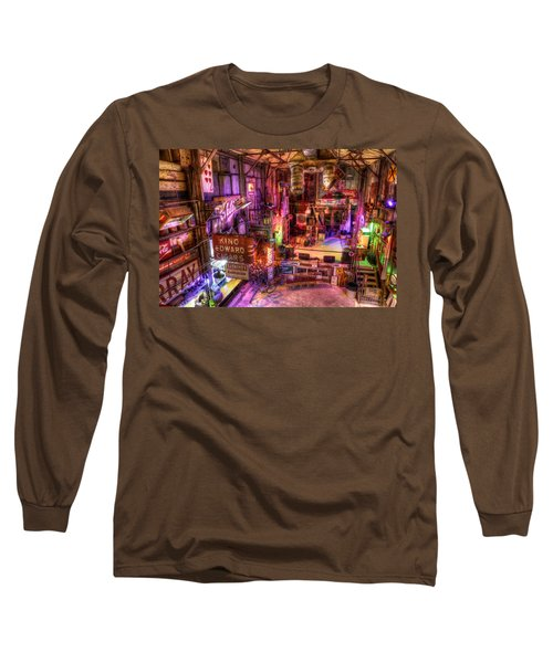 Shackup Inn Stage Long Sleeve T-Shirt