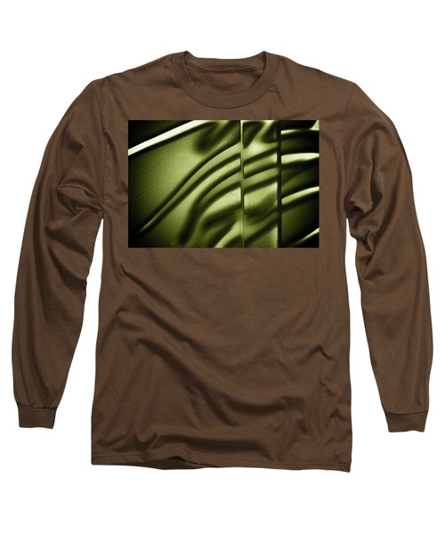Shadows On Wall Long Sleeve T-Shirt