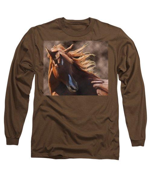 Shahmaan Long Sleeve T-Shirt
