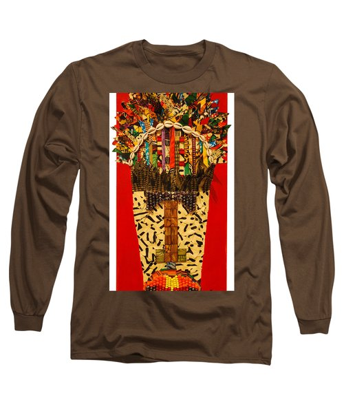 Shaka Zulu Long Sleeve T-Shirt