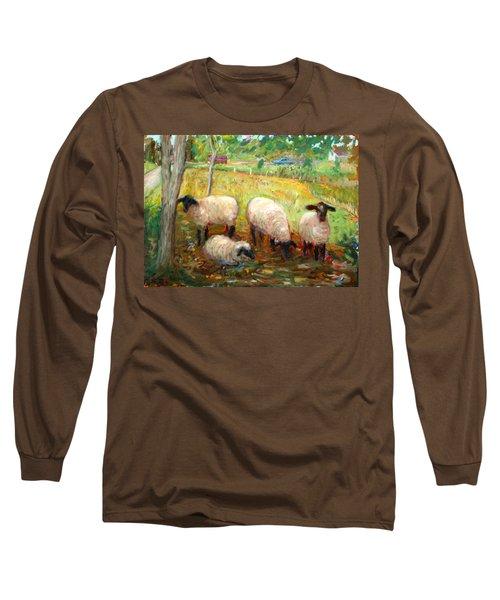 Sheep Long Sleeve T-Shirt
