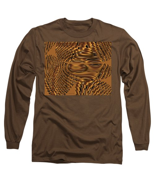 Shifting Shoals Long Sleeve T-Shirt