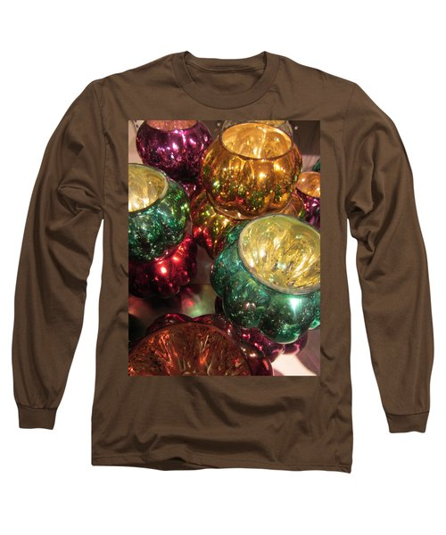 Shiny Long Sleeve T-Shirt