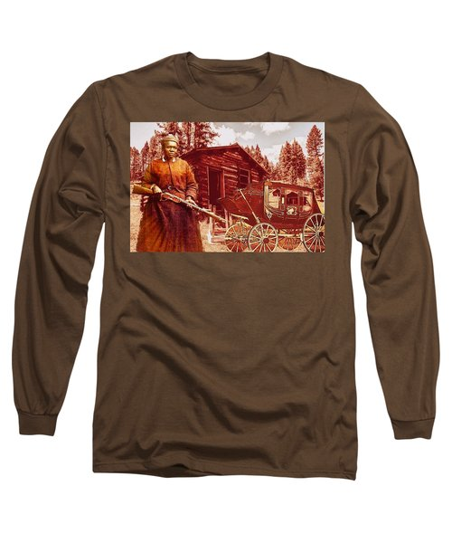 Shotgun Mary Long Sleeve T-Shirt