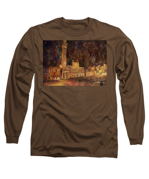 Siena Sunset Long Sleeve T-Shirt