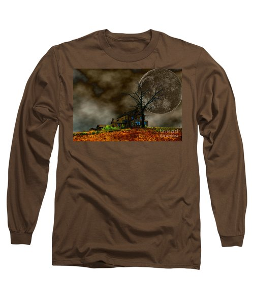 Silent Hill 2 Long Sleeve T-Shirt by Dan Stone