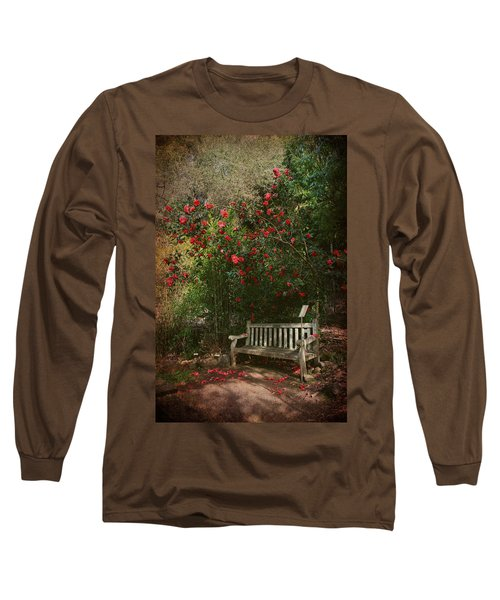 Sit With Me Here Long Sleeve T-Shirt