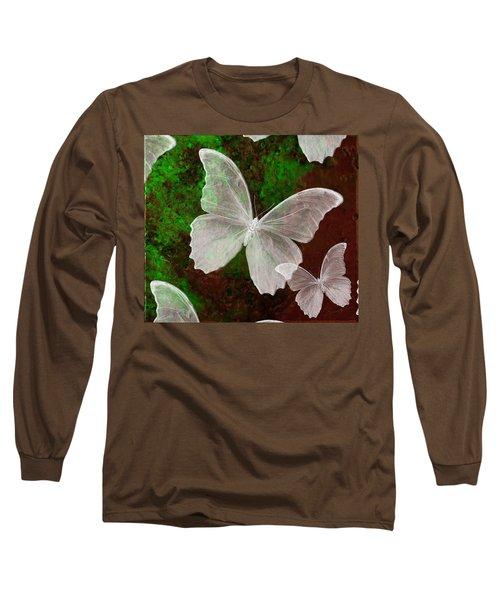 Snowflies Long Sleeve T-Shirt