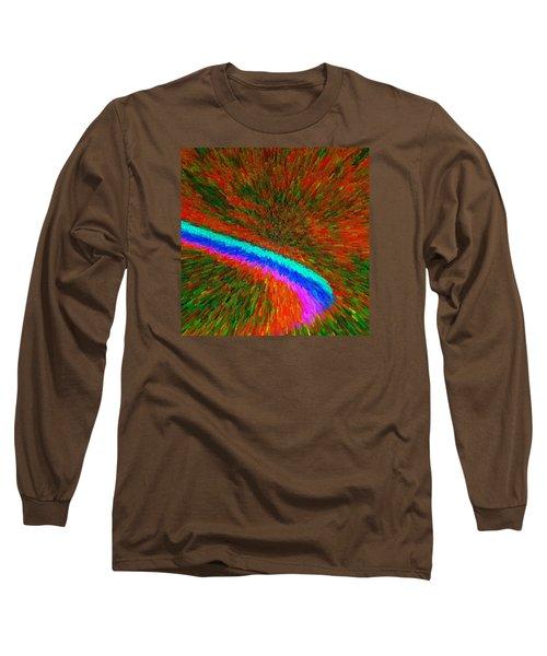 Solar Winds C2014 Long Sleeve T-Shirt by Paul Ashby
