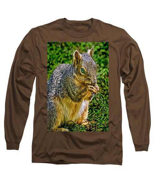 Some Squirrels Are Big Long Sleeve T-Shirt