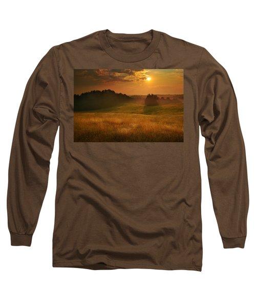 Somewhere In A Dream Long Sleeve T-Shirt by Rob Blair