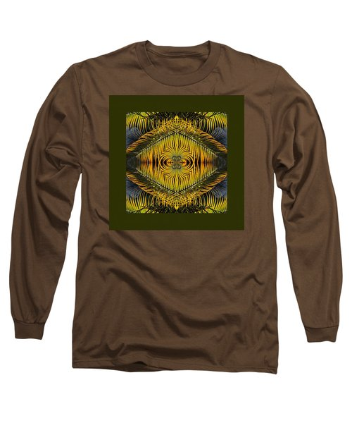 Long Sleeve T-Shirt featuring the photograph Son Of Africa by I'ina Van Lawick