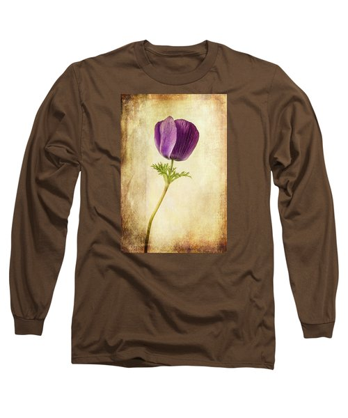 Sophisticated Lady Long Sleeve T-Shirt by Caitlyn  Grasso