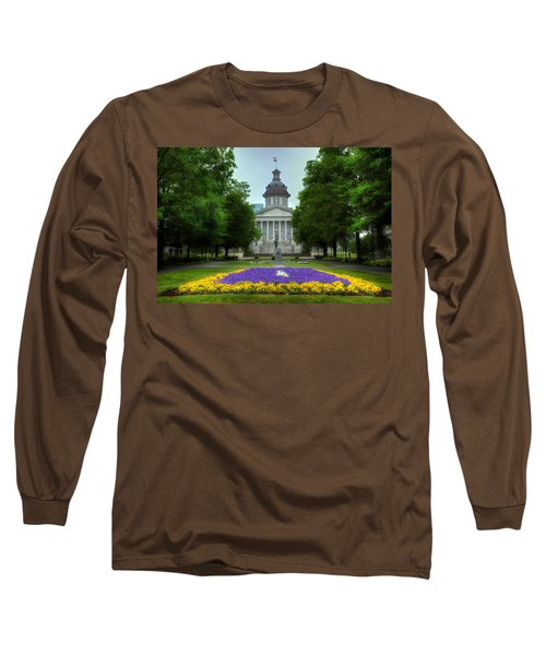 South Carolina State House Long Sleeve T-Shirt