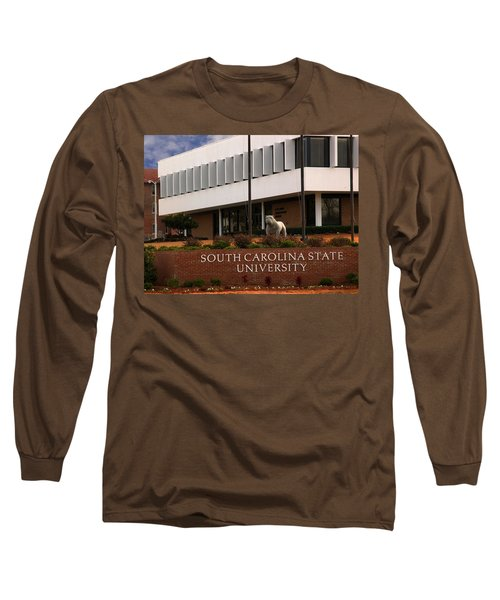 South Carolina State University 2 Long Sleeve T-Shirt