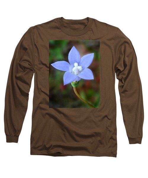 Wild Southern Rockbell  Long Sleeve T-Shirt by William Tanneberger