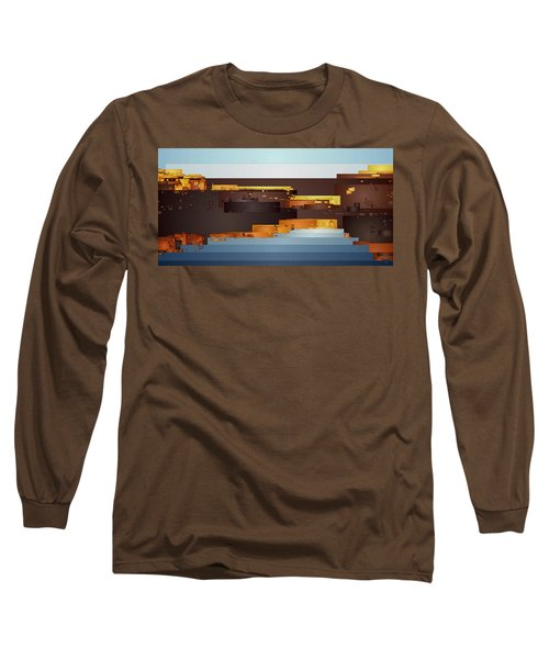 Southwest Sunrise 1 Long Sleeve T-Shirt