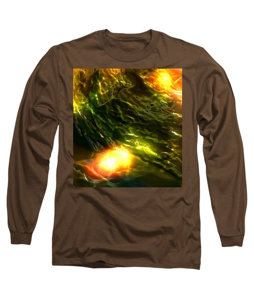 Space Fall Long Sleeve T-Shirt