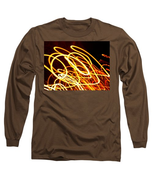 Spiral Light Among Dwellers About The City 2 Long Sleeve T-Shirt