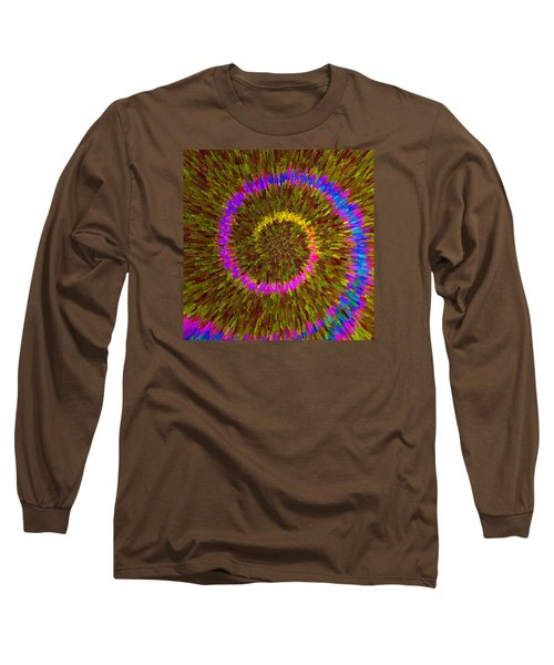 Spiral Rainbow IIi C2014 Long Sleeve T-Shirt