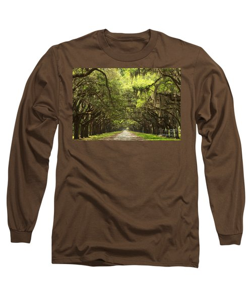 Splendid Oak Drive Long Sleeve T-Shirt