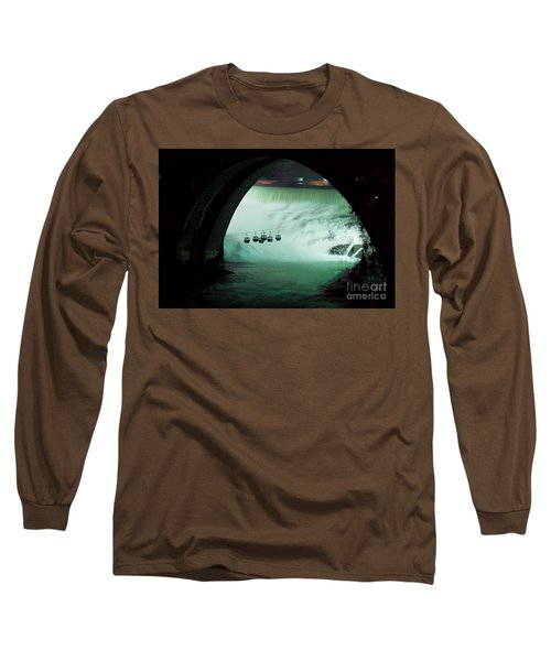 Spokane Falls Long Sleeve T-Shirt