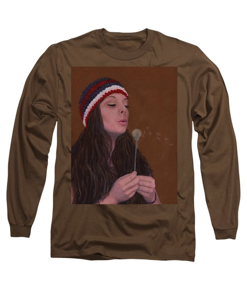 Spreading The Seeds Long Sleeve T-Shirt