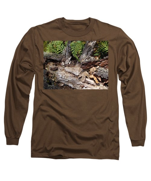 Long Sleeve T-Shirt featuring the photograph Spring In Knockan Hill by Cheryl Hoyle