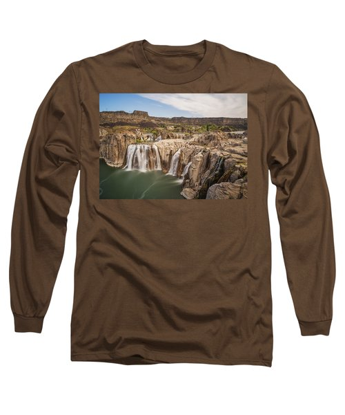 Springs Last Rush Long Sleeve T-Shirt by James Heckt