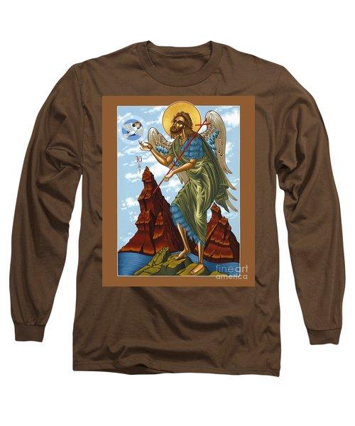 St. John The Forerunner Also The Baptist 082 Long Sleeve T-Shirt