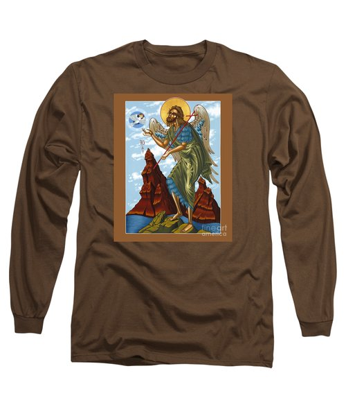 St. John The Forerunner Also The Baptist 082 Long Sleeve T-Shirt