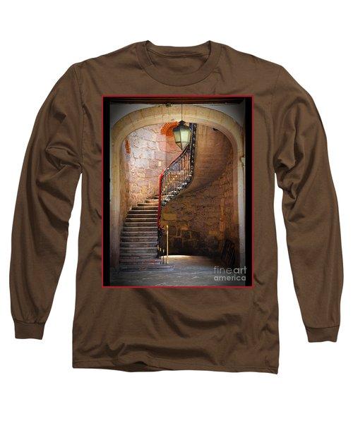 Stairway Of Light Long Sleeve T-Shirt