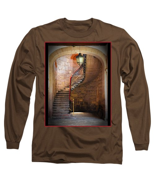 Stairway Of Light Long Sleeve T-Shirt