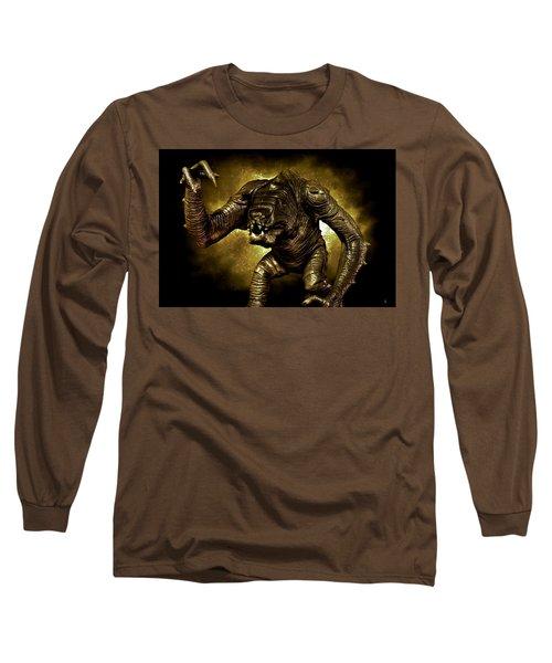 Star Wars Rancor Monster Long Sleeve T-Shirt