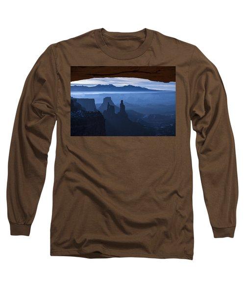Starlit Mesa  Long Sleeve T-Shirt