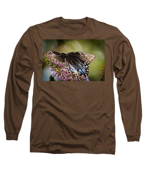 Step Lightly Long Sleeve T-Shirt
