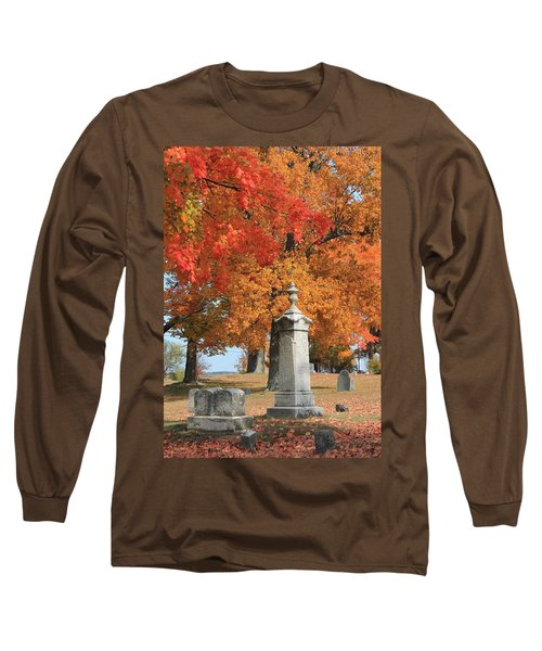 Sterling Ma Burial Ground Long Sleeve T-Shirt