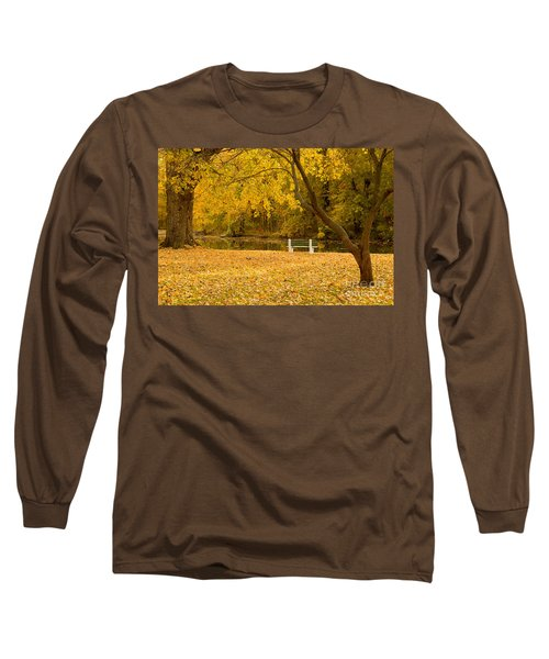 Stewart Park Ithaca Long Sleeve T-Shirt