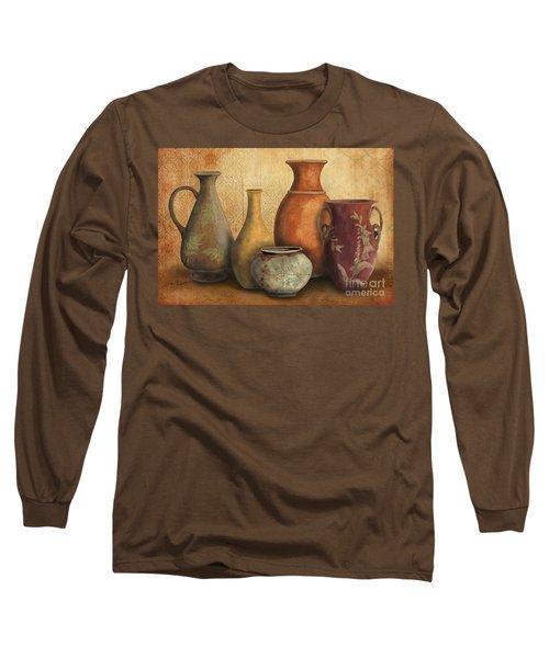 Still Life-c Long Sleeve T-Shirt
