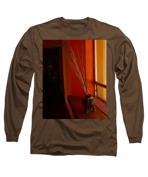 Long Sleeve T-Shirt featuring the photograph Still Life In Baja by Alan Socolik