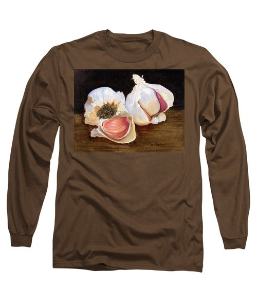 Still Life No. 2 Long Sleeve T-Shirt by Mike Robles