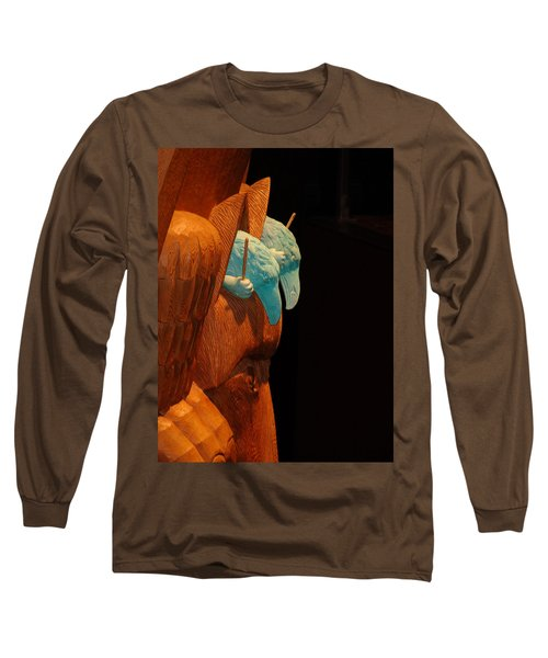 Story Pole Long Sleeve T-Shirt