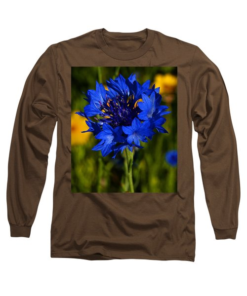 Straw Flower Long Sleeve T-Shirt